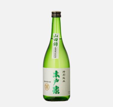 木戸泉 山田錦 特別純米 無濾過生原酒 720ml