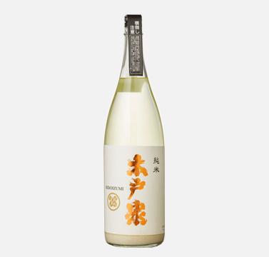 木戸泉 総の舞 純米 にごり酒 1.8L