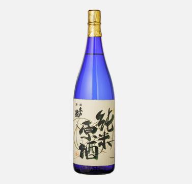 木戸泉 純米原酒 1.8L
