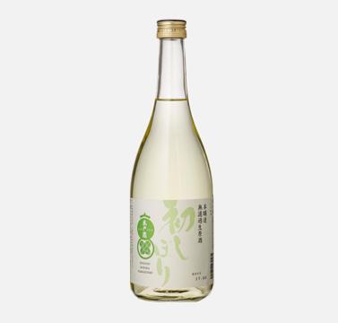 初しぼり 本醸造 無濾過生原酒 720ml
