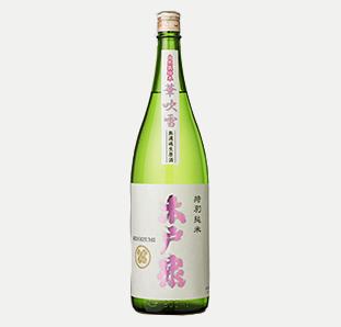木戸泉 華吹雪 特別純米 無濾過生原酒 1.8L