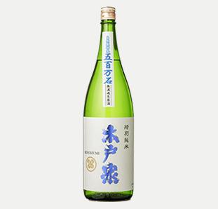 木戸泉 岩手県産自然米 特別純米 無濾過生原酒 1.8L