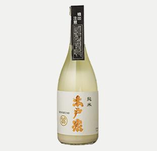 木戸泉 総の舞 純米 にごり酒 720ml