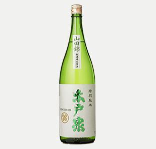 木戸泉 山田錦 特別純米 無濾過生原酒 1.8L